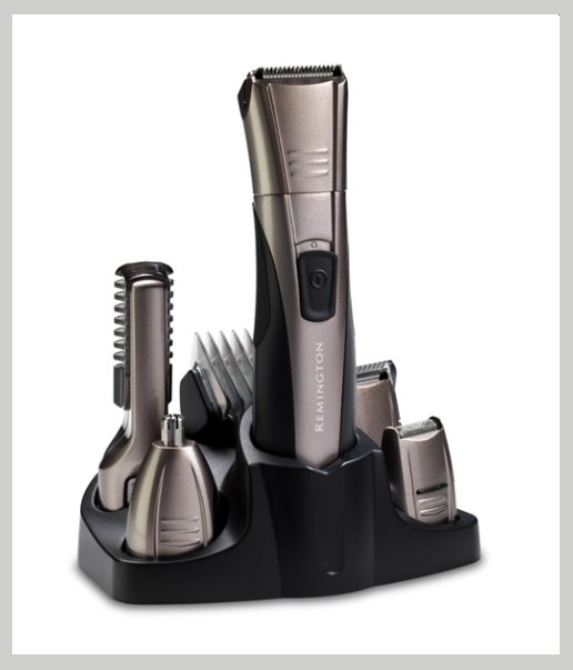Rechargeable Body Grooming Kit by Remington